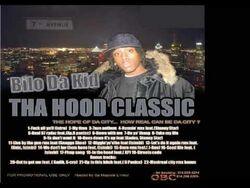 Bilo Da Kid 1rst mixtape