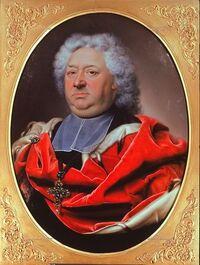 Kurfürst Lothar Franz von Schönborn