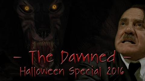 The Damned Halloween Special 2016 (Hitler Parody)