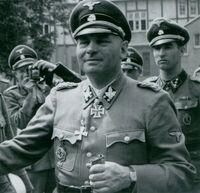 Felix Steiner movie star