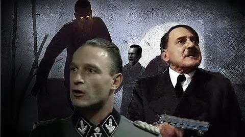 Hitler plays Nazi Zombies with Fegelein - Parody