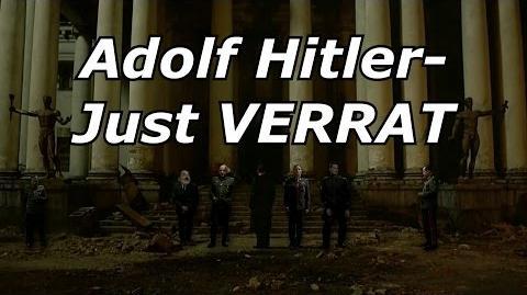DPMV Adolf Hitler - Just VERRAT (feat. Jodl, Krebs & Burgdorf)