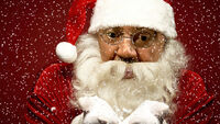 Santa Hitler Blank