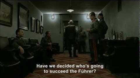 The Assassination of Hitler Episode I