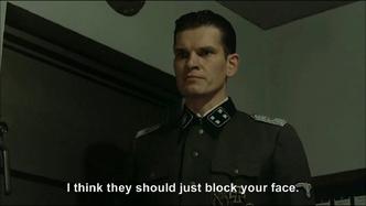 Hitler is informed Constantin is blocking some parodies yet again
