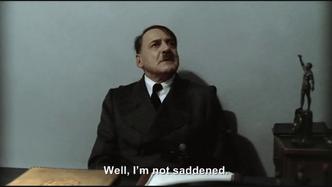 Hitler is informed Paul the Octopus has died