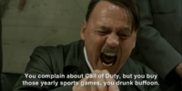 Hitler plans to buy Call of Duty: Modern Warfare 3