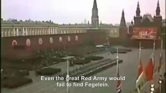 Hitler encounters the Soviet Union