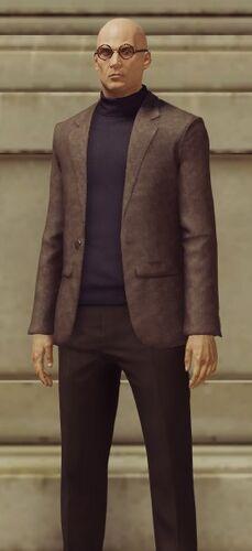 Oscar Lafayette (outfit)