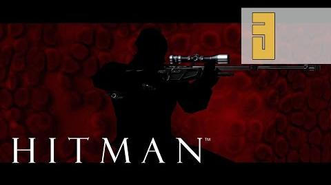 Hitman- Codename 47 -3 - Ambush at the Wang Fou Restaurant -Walkthrough PC HD-