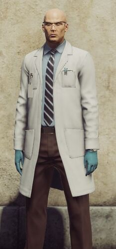 Lab Technician (outfit)