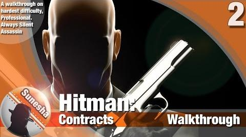Hitman- Contracts - Mission 2