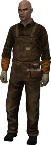 Mechanic outfit