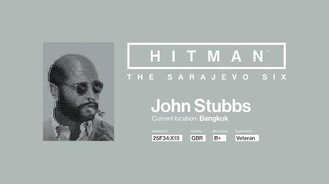 HITMAN – The Sarajevo Six (Target 4 The Veteran)