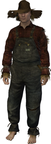 Scarecrow (outfit)