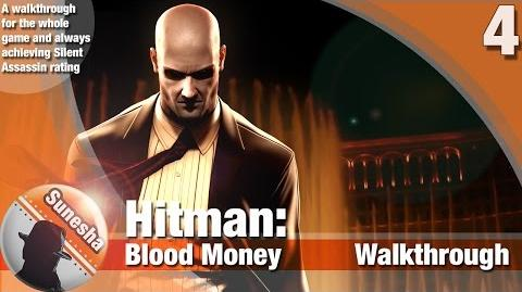 ★ Hitman-Hitman Blood Money - Mission 4