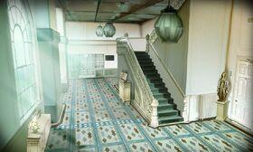 Rosewood Orphanage hallway