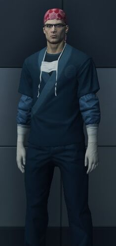 Chief Surgeon (outfit)
