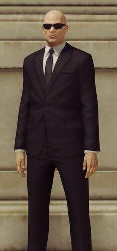 Bodyguard Outfit Hitman Wiki Wikia