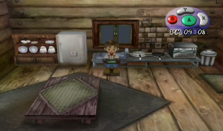 Food Recipes In Harvest Moon A Wonderful Life