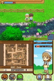 Harvest Moon DS - The Tale of Two Towns (USA) 14 10327