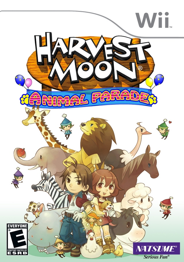 Game Harvest Moon Di Laptop