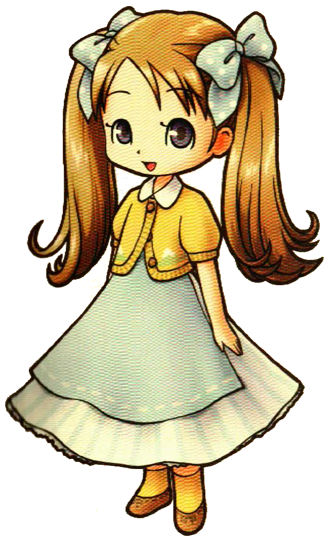 Category:Harvest Moon: Tale of Two Towns Characters - The ...