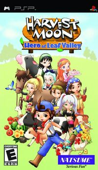 Hero of Leaf Valley Box