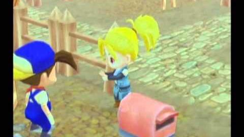 Gwen's 2 Heart Event (Magical Melody)