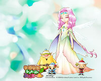 Harvest Goddess Wallpaper HoLV