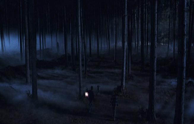 Harry Potter Slytherin Girls Forbidden Forest | Hog...