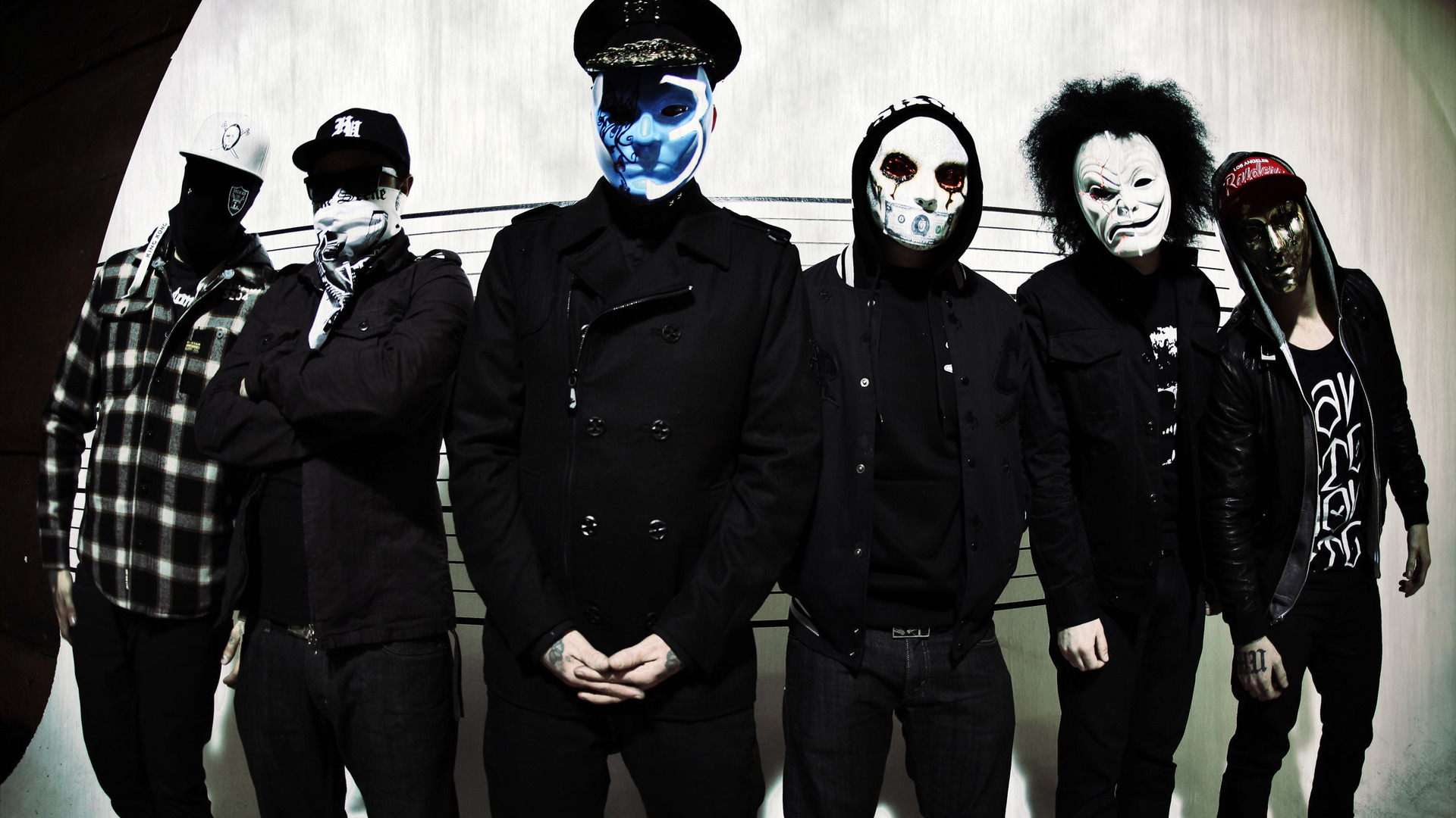 Masks/American Tragedy - Holly...