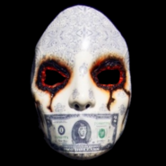 Hollywood Undead J Dog Mask 2013 J-Dog - Hollywood Unde...