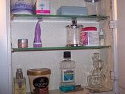 Medicine cabinet of insanity