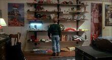 Buzz's shelf