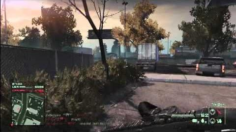 Homefront Gameplay Respect my Humvee son featuring the Super V 27-6