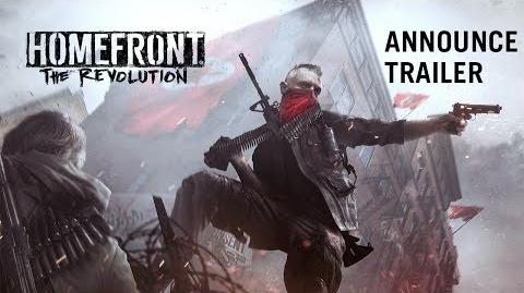 Homefront The Revolution - Announcement Trailer US-1401805390