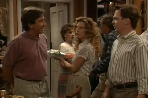 Jill 39 s surprise party home improvement wiki fandom for Home improvement tv wiki