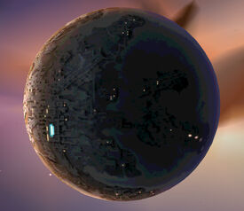 Turanic planetoid
