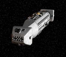 Triumphant class in Space 01