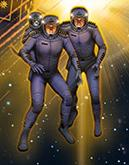 File:Treecat and Humn skin suits, from House of Steel cover.jpg