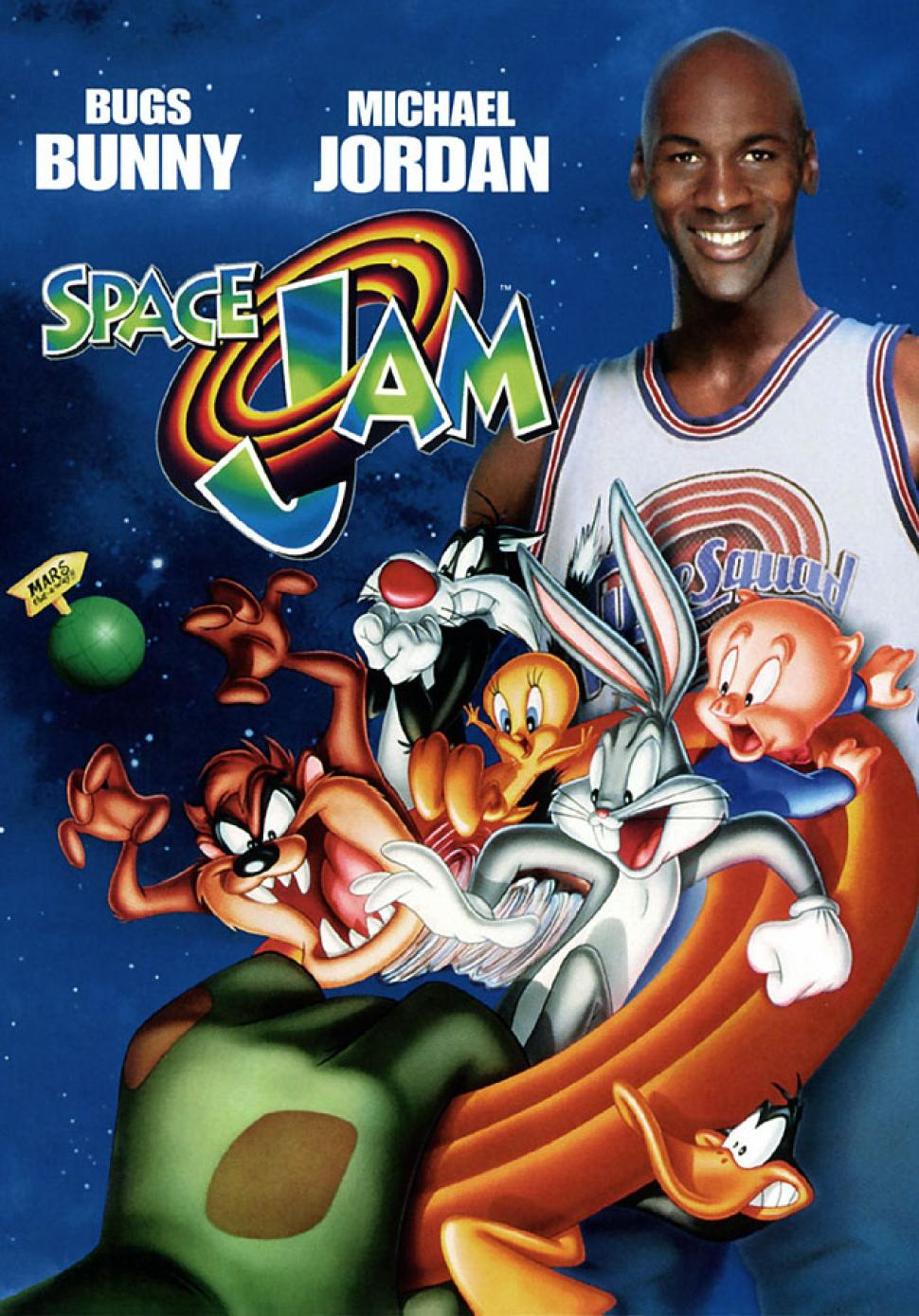 Space Jam review