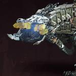 Thunderjaw-Cannon
