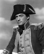 Peck as Hornblower