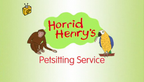 horrid henrys petsitting service horrid henry wiki