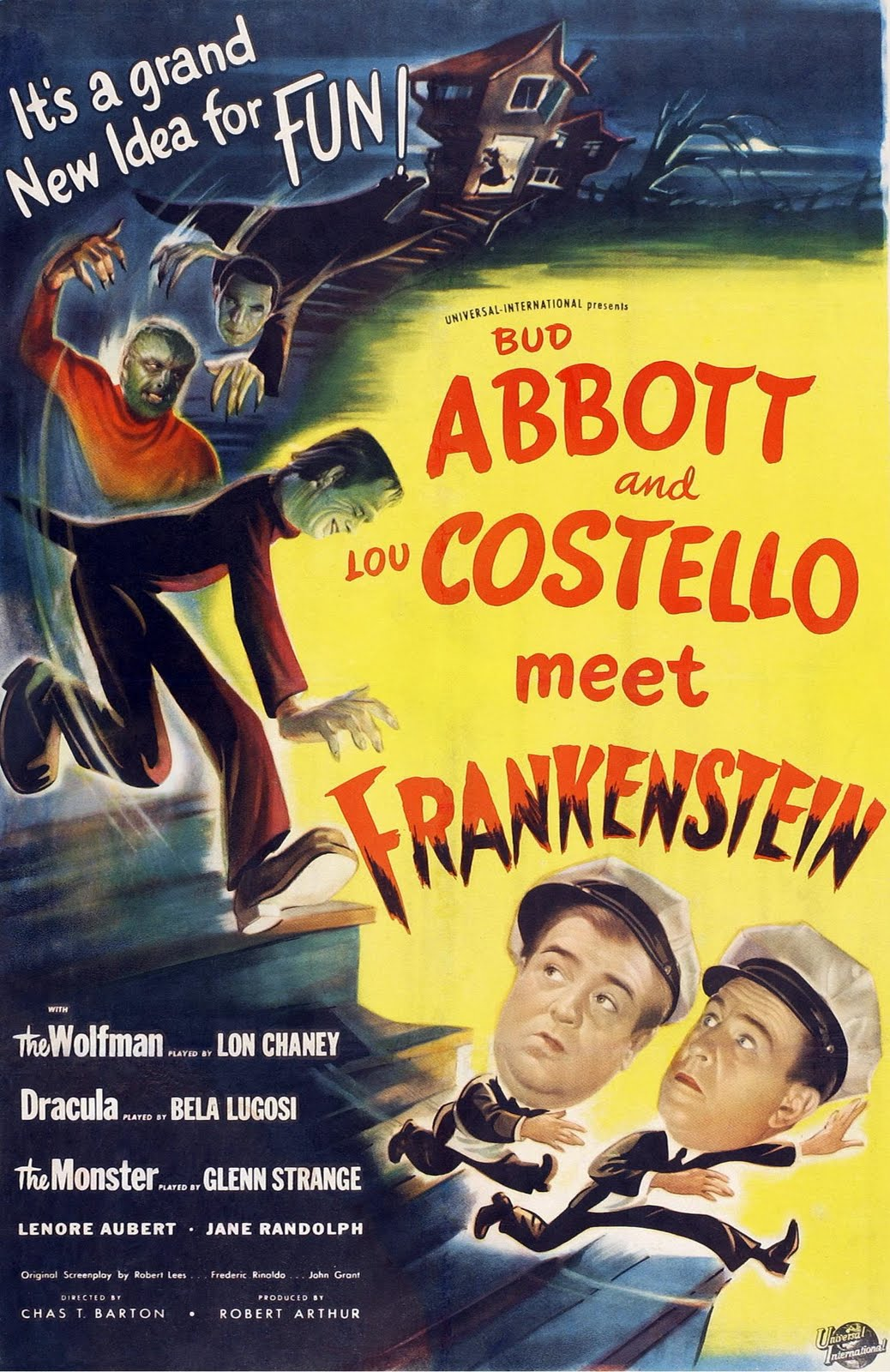 abbott and costello meet frankenstein pictures to draw