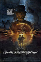 Something Wicked This Way Comes (1983 movie poster)