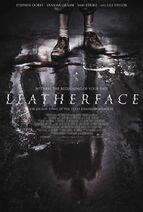 Leatherface 2016 poster
