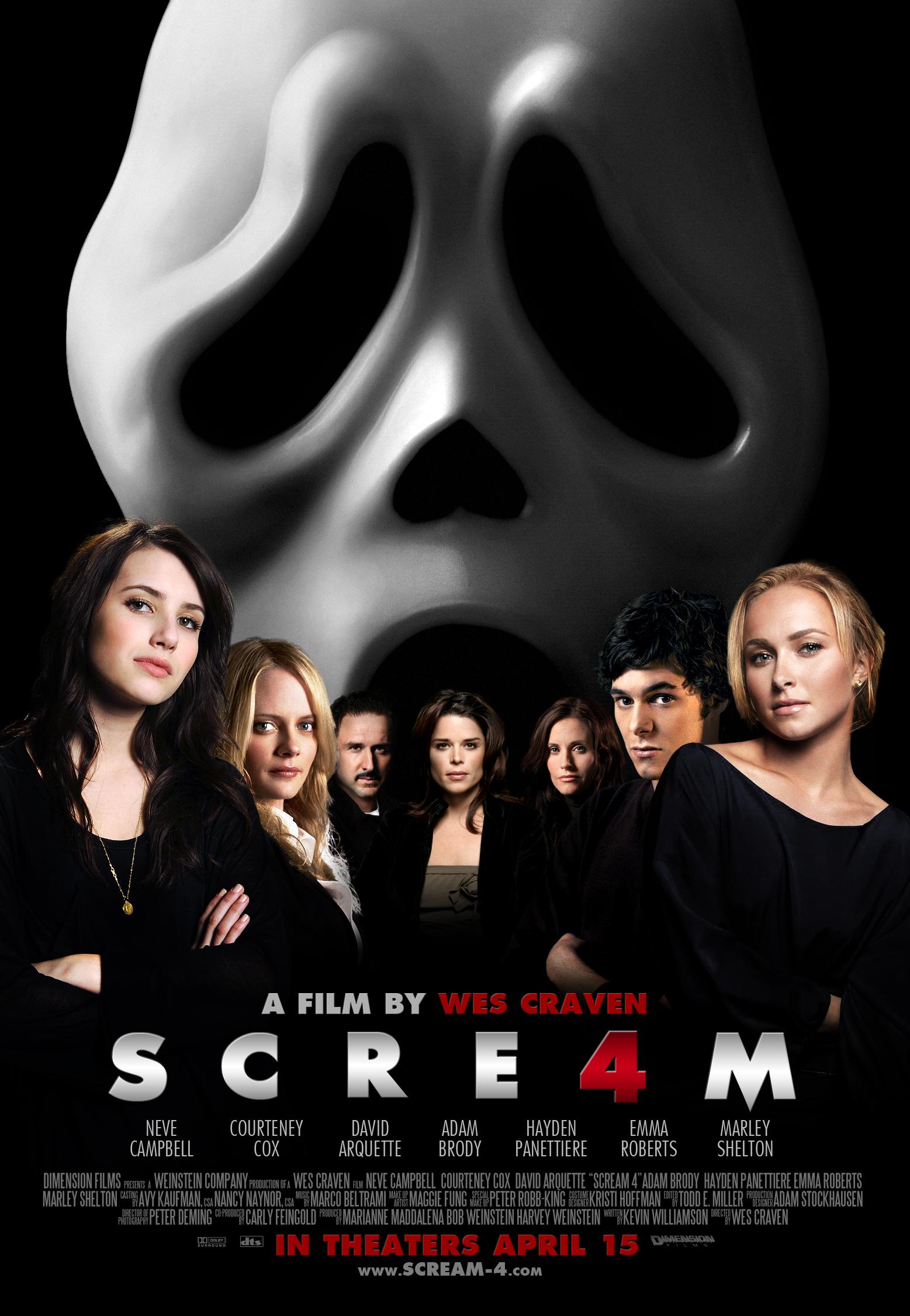 Scream 4 | Horror Film Wiki | Fandom powered by Wikia