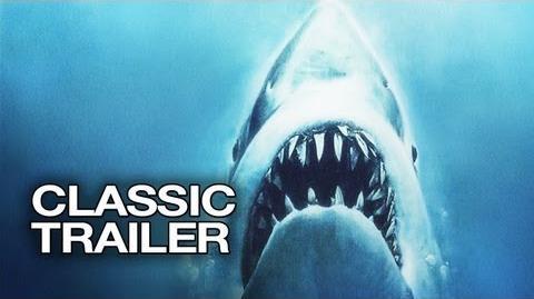 Jaws Official Trailer 1 - Richard Dreyfuss, Steven Spielberg Movie (1975) HD
